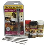 Spud Spikes kit and Seasonings